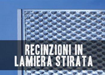 Rete stirata per recinzioni prezzi terminali antivento for Leroy merlin cancelli